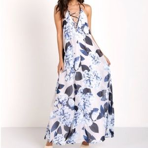 Show Me Your Mumu Floral Voyager Dress- NWOT